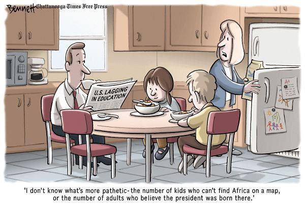 Africa-birthers